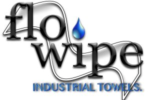 FLO-TEC INDUSTIRES - NON-WOVEN PRODUCTS - THE_FLO_WIPE_LOGO