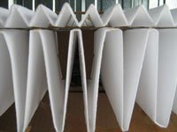 Flo Tec Incorporated - Filter Media Experts - Leaders in Non-Woven Technologies - pleated_filters